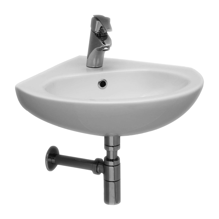 Corner Washbasins : Products ? Independent Models ? Washbasins ? Corner Washbasins