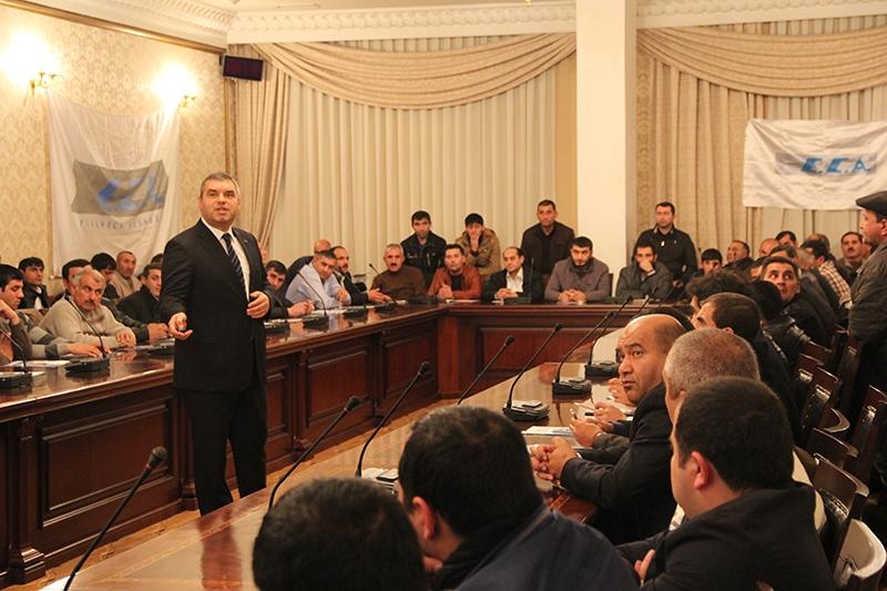 Azerbaijan Baku Dealer Meeting